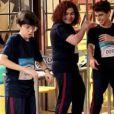 Na novela 'As Aventuras de Poliana', Bento (Davi Campolongo) é hostilzado na escola por andar com pernas robóticas no capítulo de segunda-feira, 8 de junho de 2020