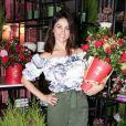 Suzana Alves posou exibindo os fios brancos: 'Minha naturalidade'