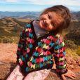 Filha de Yanna Lavigne e Bruno Gissoni se tornou mais independente