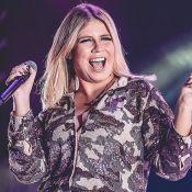 Veja 15 fotos de Marília Mendonça após mudanças no corpo da cantora