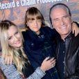 Roberto Justus é pai de cinco filhos: Vicky, Rafaella, Luisa, Fabiana e Ricardo