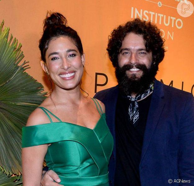 Giselle Itié fala de relação com o ex-marido, Guilherme Winter, em 11 de julho de 2020