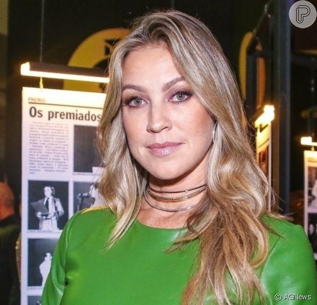 Luana Piovani anuncia término do namoro com jogador de basquete israelense