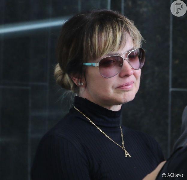Alessandra Scatena ganhou apoio após a morte do marido, vítima de coronavírus