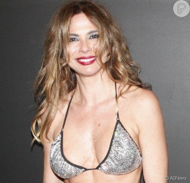Luciana Gimenez confirma relacionamento sério com Eduardo Buffara: 'Estou namorando'