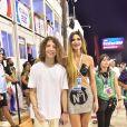 Luciana Gimenez é mãe de Lucas Jagger, de 19 anos, e Lorenzo Fragali, de 9 anos