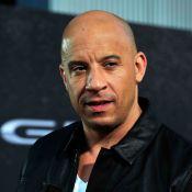 Vin Diesel 'surge' com cabelo na web e web compara: 'A cara do Leandro Hassum'