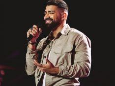 Dilsinho aprova comparação do visual com Drake e Gabigol: 'Acho bem parecido'