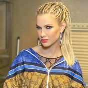 Beauty artist de Andressa Suita conta tudo sobre penteados: 'Ama variar'. Fotos!