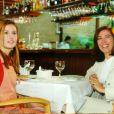 Novela 'Laços de Família': Iris (Deborah Secco) perdeu a mãe, Ingrid (Lilia Cabral) em assalto