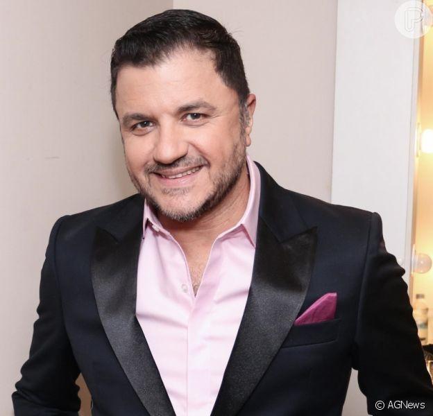 Maurício Manieri se recupera na UTI após sofrer infarto: 'Milagre'
