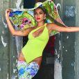 Anitta aparece de toalha dançando 'Me Gusta', hit em parceria com Cardi B