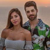 Alok defende Romana Novais de rebater críticas ao nome da filha: 'Mãe protetora'