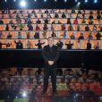 Gugu Liberato foi homenageado pelo sobrinho em foto no Instagram pela indicação ao Emmy Internacional