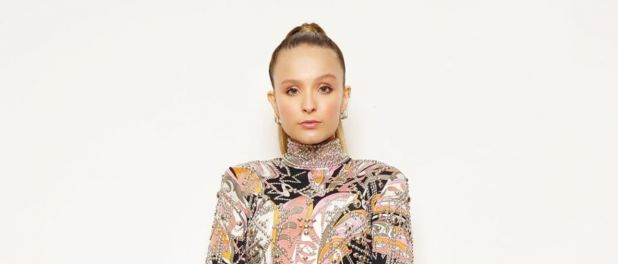 Larissa Manoela repete vestido usado por Gisele Bündchen no MPN 2020. Fotos!
