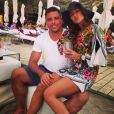 Ronaldo e Paula Morais passaram férias em Ibiza