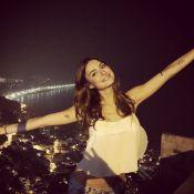 Thaila Ayala brinca sobre especulações de sua vida amorosa: 'Cheia de namorados'