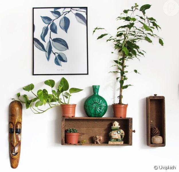Com dicas fáceis de decoração, dá para criar cantinhos novos na casa