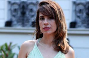 Maria Ribeiro faz 39 anos no ar na novela 'Império' ao lado do marido, Caio Blat