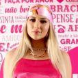 Virginia Fonseca mostrou barriga de grávida e se surpreendeu