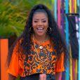 Ludmilla completará o time de técnicos do 'The Voice Brasil +'