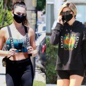 Moda fitness das famosas: os looks de Isis Valverde, Juliana Paes e mais em dia de treino