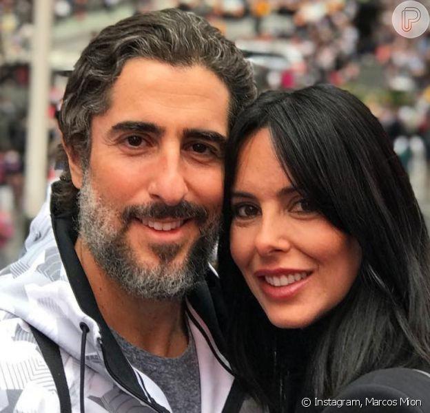 Marcos Mion contou que passou por várias crises no casamento com Suzana Gullo