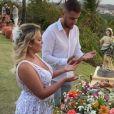 ' O mais importante é regar o casamento todos os dias, com amor e companheirismo', disse a m ulher de Zé Neto, Natália Toscano