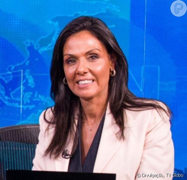 Jornalista da Globo Cristina Ranzolin anunciou tratamento contra câncer de mama: 'Já comecei, a fazer quimioterapia'