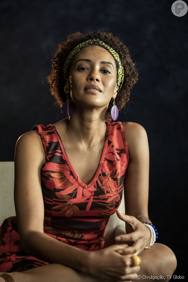 Taís Araújo representa Marielle Franco em especial 'Falas Negras'