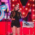 Paula Fernandes ganha elogio de Maiara após premiação: 'Inspiração para sertanejas'