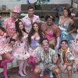'A Fazenda 12': Mariano chorou durante festa 'candy'