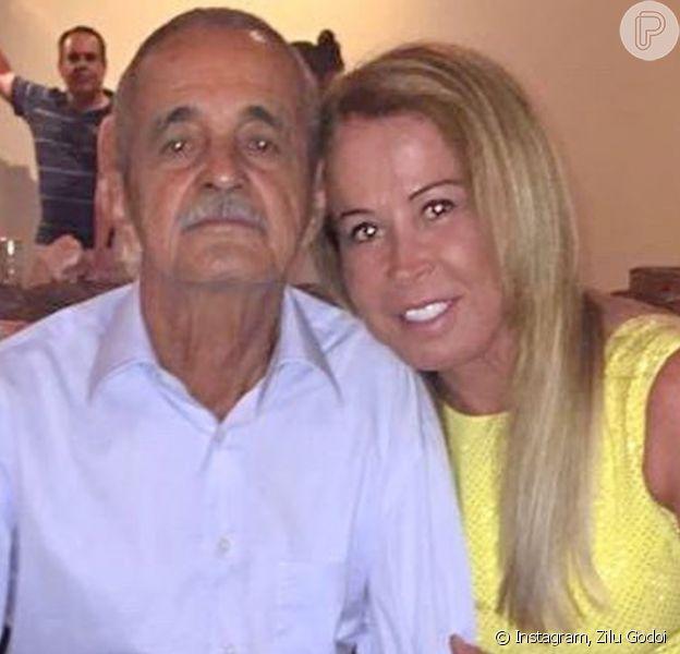 Zilu e mais famosos lamentam morte de pai de Zezé Di Camargo