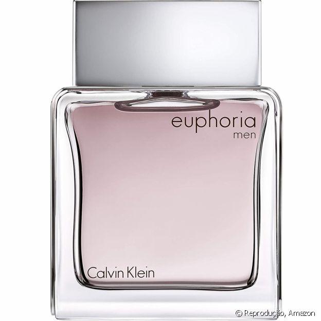 Euphoria Men, de Calvin Klein, com desconto na Amazon