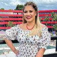 Marília Mendonça está focada na rotina fitness e dieta