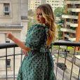 Marília Mendonça alcançou o menor peso desde que engravidou