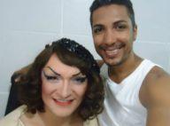 Pedro Novas, do 'The Voice', comenta apoio do namorado: 'Deena Love somos nós 2'