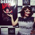 Pedro Novas dá vida à Deena Love, que é inspirada nas cantoras de rádio