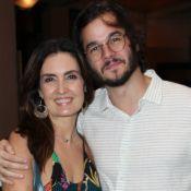 Túlio Gadêlha exalta cumplicidade com Fátima Bernardes após diagnóstico de câncer: 'Juntos'
