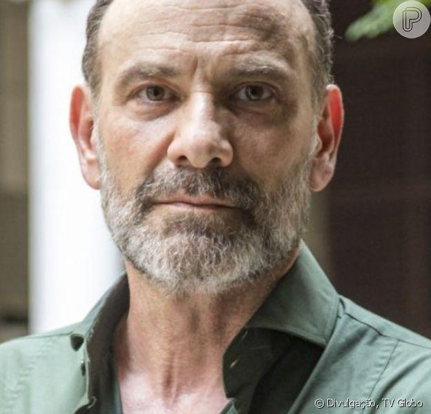 Marco Ricca, internado com covid, teve melhora no seu estado clínico, informou unidade de saúde em 9 de dezembro de 2020