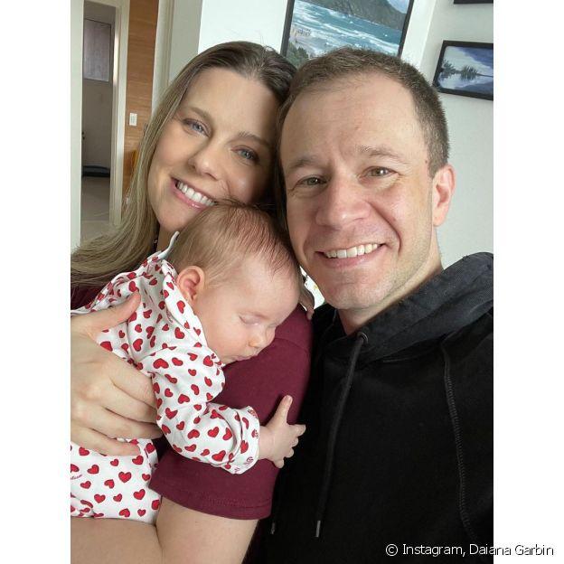 Semelhança entre Tiago Leifert e filha chama atenção na web