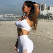 Saiba como ter o bumbum durinho de Mayra Cardi! Modelo revela tratamento