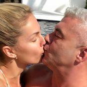 Marido de Ana Hickmann reage a foto do casal: 'Fiquei vivo para cuidar de você'