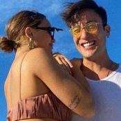 Rafa Kalimann valoriza corpo em look e faz fotos com namorado em viagem. Veja!