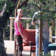 Com o fim do casamento, em 2007, Britney Spears raspou a cabeça e parou numa clínica de reabilitação