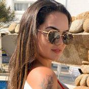 Suzanna Freitas posta fotos de biquíni e surpreende web: 'Que corpo lindo'. Veja look!