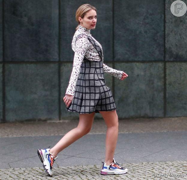 Dicas de looks com tênis para inspirar!