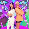 Xuxa falou sobre um possível retorno à TV em conversa com Fátima Bernardes