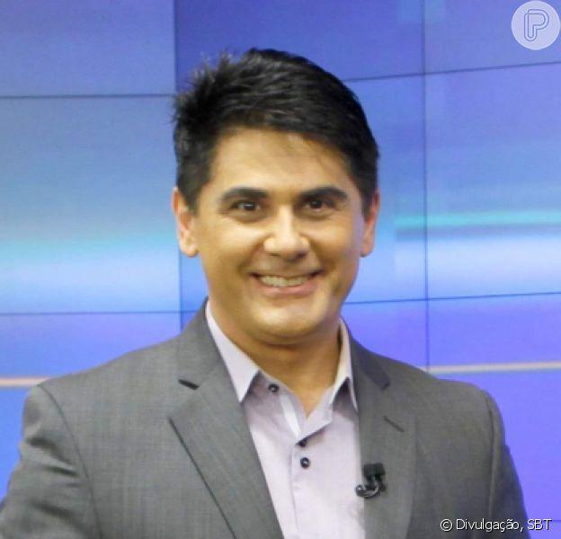 Cesar Filho está se submetendo a sessões de fisioterapia respiratória em tratamento contra a Covid-19