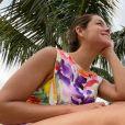 Corpo de Thais Fersoza rouba cena em foto de biquíni: 'Queria essa barriga'